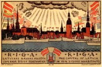 Postcard from Riga