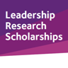 Leadership Research Scholarships