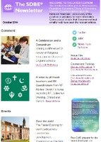 SDBE Newsletter 2014 No.3