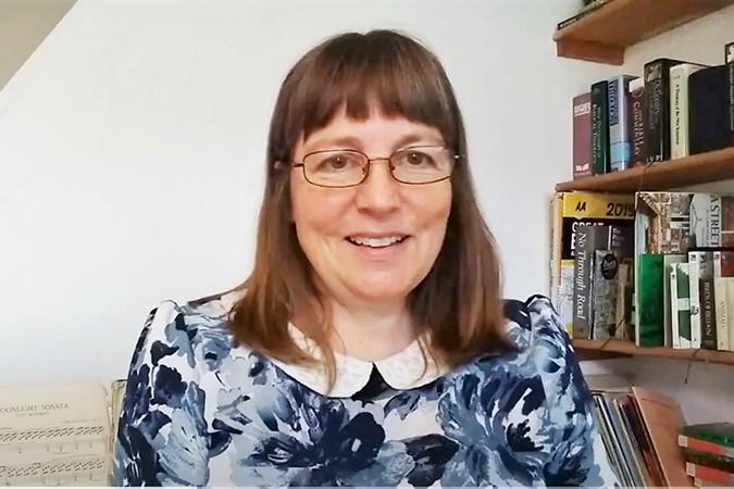 Meet our new Deacons for 2020- Helen Williams