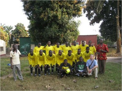 02 Bishop Nzara Football