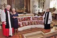 60 new kneelers for Abbotsbury