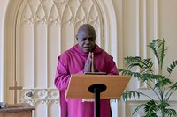 At home with the Archbishop of York