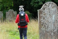 Bishop praises new graveyard mapping project
