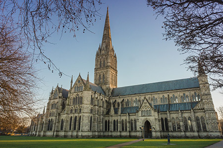 Cathedral re-opens for private prayer as lockdown guidelines ease