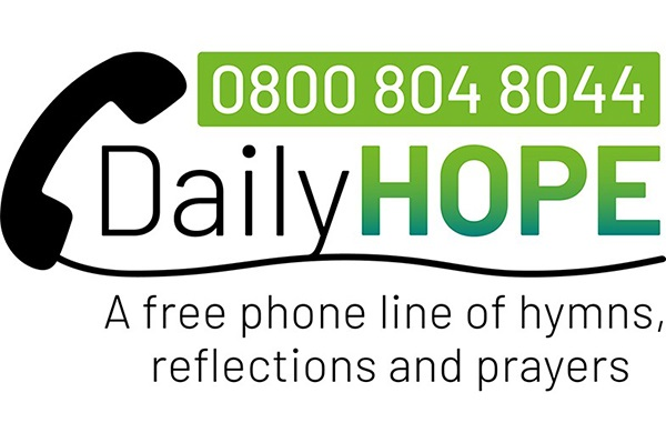 Daily hope and encouragement