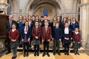 Devizes Choristers win Wiltshire Choir of the Year