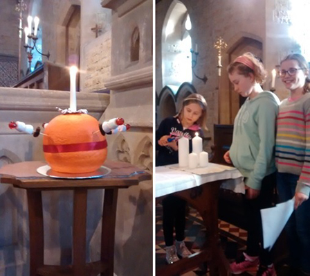 Keep Calm and Christingle