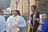 New Priest for Atworth, Shaw and Whitley