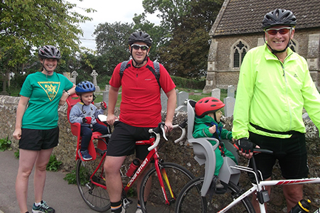 Ride and Stride in Wiltshire