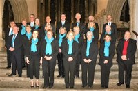 Wimborne meets Romsey for choral service